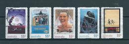 2008 Australia Complete Set Film,self-adhesive Used/gebruikt/oblitere - 2000-09 Elizabeth II