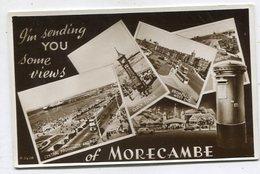 ENGLAND - AK 348869 Morecambe - Angleterre