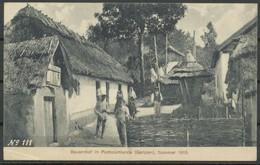Ansichtskarten -  Bauernhof In PODSZUMLANCE (Galizien). Sommer - Polen