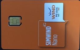 Paco \ ITALIA \ Wind \ IT GSM ? \ Simwind 4g Nano - Italia