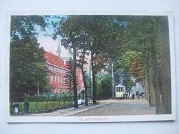 P110 Ansichtkaart Glanerbrug - Netherlands