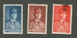 Timbre - Maréchal Pétain - 1941-42 Pétain