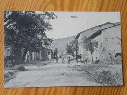 CPA  Thillot Meuse Une Rue Animée 1914 - France