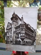 Cpsm Colmar Maison Pfister. Belle Carte Glacée - Colmar