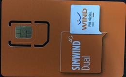 Paco \ ITALIA \ Wind \ IT-WND-GSM-0014 A? \ Wind Simwind Dual - Italia