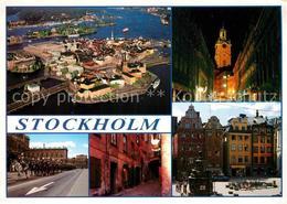 72905537 Stockholm Fliegeraufnahme Fest - Schweden