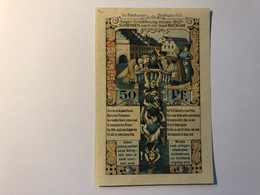 Allemagne Notgeld Beckum 50 Pfennig - [ 3] 1918-1933 : République De Weimar