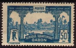 GABON 1922 YVERT 87** MNH - Gabon (1886-1936)