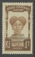 GABON 1924 YT 105** - NEUF SANS TRACE DE CHARNIERE - MNH - Gabon (1886-1936)