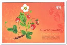 Kroatië 2010, Postfris MNH, Fruit ( 3 Booklets ) - Kroatië