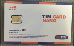 Paco \ ITALIA \ TIM \ IT-TIM-GSM-0017A \ TIM Card NANO - Italia