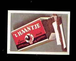 """*TABAC - T HAANTJE*  ."""" étiquette Boite D'Allumette / Label Matchboxe"""" - Boites D'allumettes - Etiquettes"""