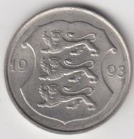 @Y@  Estland   1 Kroon  1993   (4627) - Estonie