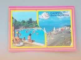 Caserta, Camping Baia Domizia ( Gelaufen Ca. 1985 ); H26 - Caserta