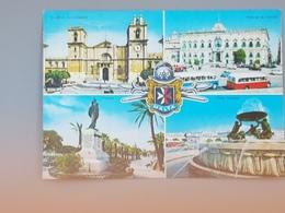 Malta Mehrbild ( Gelaufen 1995 ); H26 - Malta