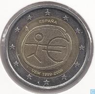 Spain - Espagne - Spanje   2 EURO 2009   Speciale Uitgave - Commemorative - Espagne