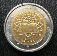 Spain - Espagne - Spanje   2 EURO 2007   Speciale Uitgave - Commemorative - Espagne