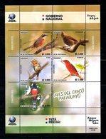 PARAGUAY,2018, BIRD, S/S, MNH** NEW! - Uccelli