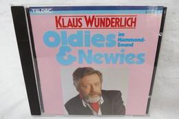 """CD """"Klaus Wunderlich"""" Oldies & Newies Im Hammond-Sound - Instrumental"""