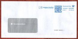 Brief, FRANKIT Neopost 1D110.., Roggermaier, 70 C, 2017 (72800) - [7] Federal Republic