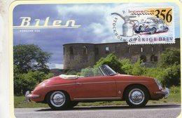 Porsche 356  -  Maximum Card - Sweden 1997 - Cars