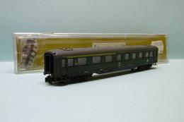 Roco - VOITURE Mixte 1ère/2ème Classe DB Réf. 2265 A BO N 1/160 - Voitures Voyageurs
