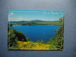LAC D'ISSARLES    -  07  -  ( Vue Du Lac )  -  ARDECHE - Francia