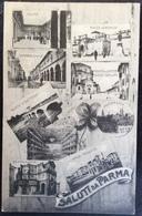 1917 SALUTI DA PARMA - Parma