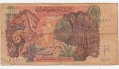 Billet - Algérie - 10 Dinars - 1970 - Algérie