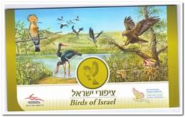 Israël 2012, Postfris MNH, Birds - Boekjes