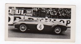 Avr19   84580  Photo 24 H Du Mans 1954  Voiture   Pub Biscottes Dreux Le Mans - Le Mans