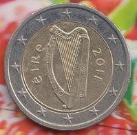 Ierland   2   Euro   2011 - Irlande