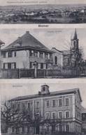 9 Cartes Postales Authentiques Anciennes Voir Obliterations ,allemagne Et Saar ,,lire Description - Alla Rinfusa