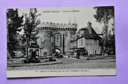 Chartres - Entrée De Chartres Par La Porte Guillaume - Chartres
