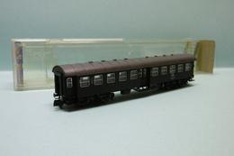 Roco - VOITURE VOYAGEURS 2ème Classe DB Réf. 2253 BO N 1/160 (1) - Wagons Voor Passagiers