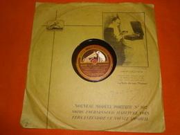 78 T - Disque Gramophone K 6375 - Quand La Brise Vagabonde - Les Gars De La Marine - Comédian Harmonists - 78 Rpm - Schellackplatten