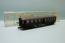 Roco - VOITURE VOYAGEURS Mixte 1ère/2ème Classe DB Réf. 2254 BO N 1/160 (2) - Wagons Voor Passagiers