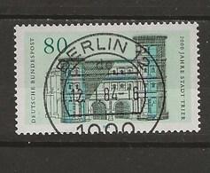 Porte De Trier - [7] République Fédérale