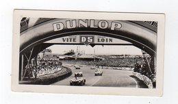 Avr19   84574    Photo 24 H Du Mans 1954  Passerelle Dunlop Pub Biscottes Dreux Le Mans - Le Mans