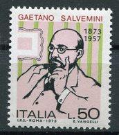 Italia (1973) - Gaetano Salvemini ** - 1946-.. République