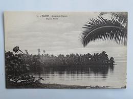 C.P.A. : TAHITI : Pointe De Papara - Tahiti