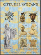 VATIKAN  Block 5, Postfrisch **, Ausstellung Vatikanischer Kunstwerke In Den Vereinigten Staaten 1983 - Blocks & Kleinbögen