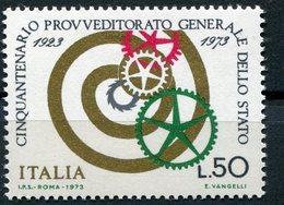 Italia (1973) - Provveditorato Dello Stato ** - 1946-.. République