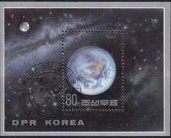 Nord KOREA 1992 - MiNr. 3320  Block 274 - Raumfahrt