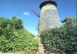 Guadeloupe : Vieux Moulin - Moulins à Vent