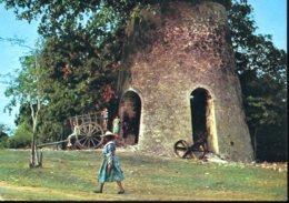 Vestige De Moulin De Sucrerie - Windmills