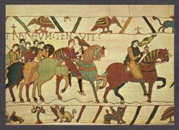 89352/ TAPISSERIE, Bayeux, Tapisserie De La Reine Mathilde, *Guy De Ponthieu Emmène Harold...* - Andere