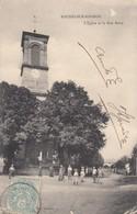 ROCHES-sur-ROGNON: L'Eglise Et La Rue Basse - Autres Communes