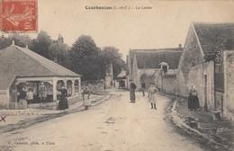 COURBOUZON: Le Lavoir - Francia