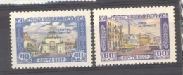 Russie  :  Yv  2091-92  ** - 1923-1991 USSR